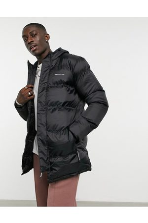 Good For Nothing Longline puffer jacket in