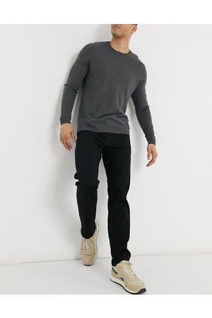 JACK & JONES Intelligence Mike straight fit jeans in