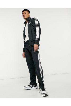 adidas Adicolor Firebird three stripe sweatpants in