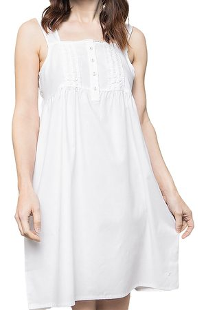 Petite Plume Charlotte Cotton Nightgown