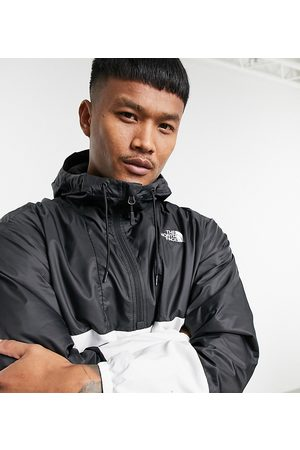 The North Face Wind anorak in /black Exclusive to ASOS