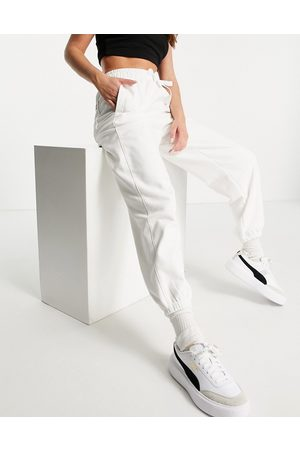 PUMA Downtown oversized sweatpants in