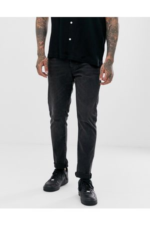 Topman Slim jeans in washed
