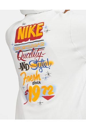Nike Bodega graphic back print hoodie in