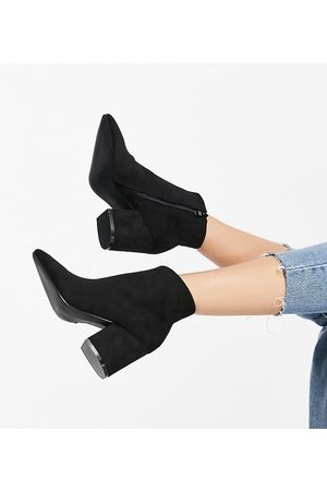 Raid Wide Fit Kola ankle boots in