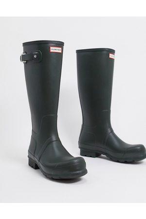 Hunter Original tall rain boots in