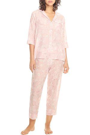 Papinelle Louis Cropped Pajama Set