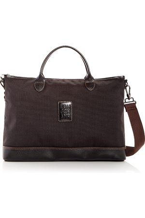 Longchamp Boxford Nylon Briefcase