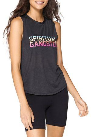 Spiritual Gangster Logo Muscle Tank