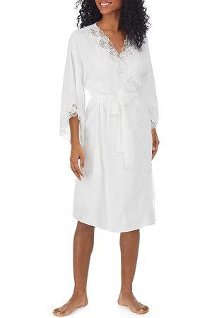 Eileen West Satin Wrap Robe
