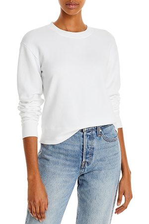 Vince Women Sweatshirts - Essential Shrunken Sweatshirt