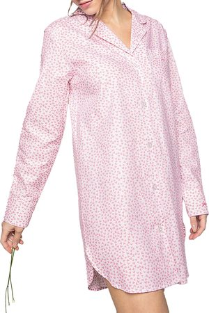 Petite Plume Women Nightdresses & Shirts - Sweethearts Nightshirt