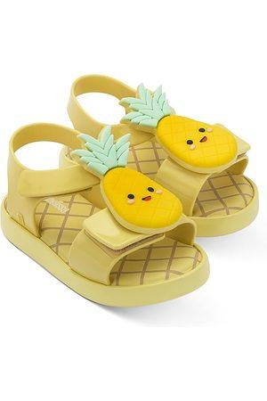 Mini Melissa Girls' Mini Jump Sandals - Walker, Toddler