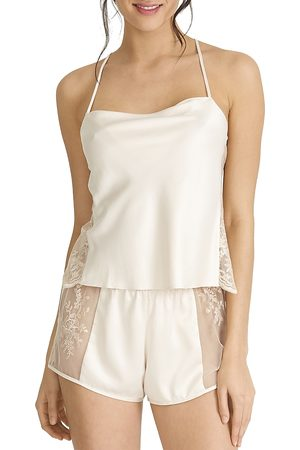 Rya Collection Darling Cowl Neck Cami Top