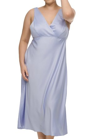 Rya Collection Plus Positivity Charmeuse Gown