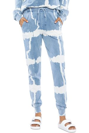 Billy The Kid Shock Wave Tie Dyed Jogger Pants