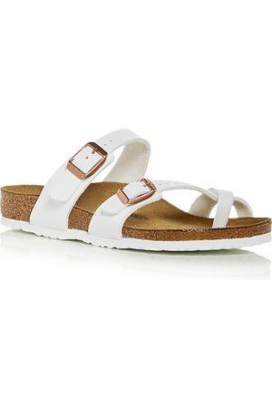 Birkenstock Girls' Mayari Buckle Strappy Sandals - Toddler, Little Kid