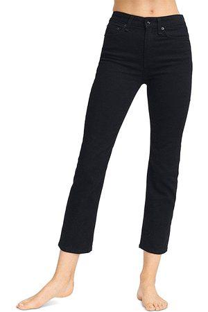 RAG&BONE Nina High Rise Ankle Cigarette Jeans in