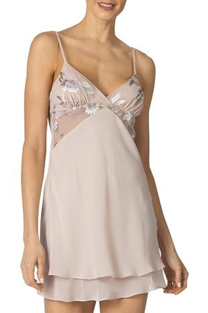 Rya Collection Stunning Embroidered Chemise