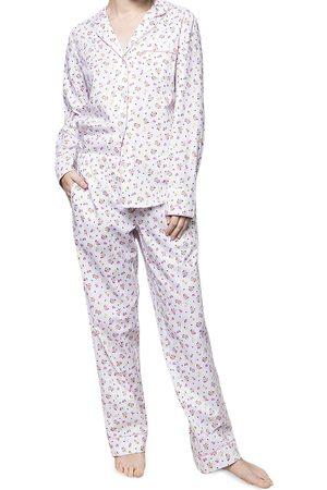 Petite Plume La Rosette Cotton Pajama Set