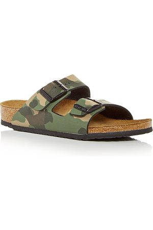 Birkenstock Girls' Arizona Buckle Slide Sandals - Toddler, Little Kid