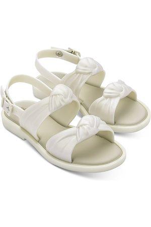 Mini Melissa Girls' Velvet Sandals - Little Kid, Big Kid