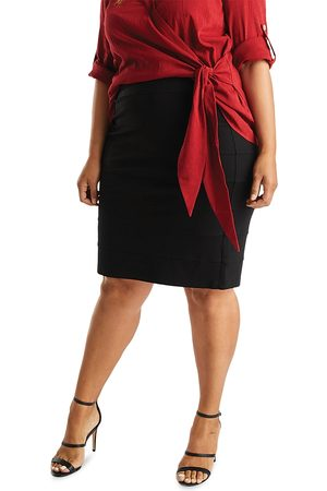 Estelle Trinity Ponte Skirt