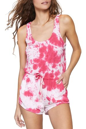 Spiritual Gangster Perfect Tie Dyed Romper