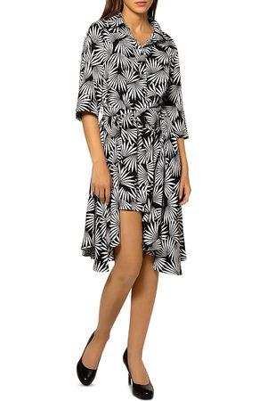 Gracia Asymmetric Hem Shirt Dress (42% off) - Comparable value $104