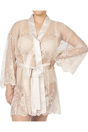 Rya Collection Plus Darling Lace Cover Up