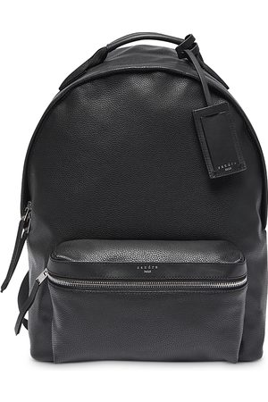Sandro Faux Leather Backpack