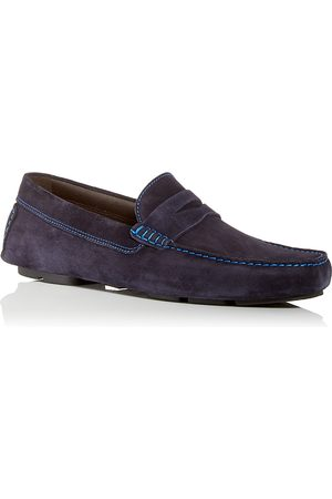 To Boot Men's Suede Penny Drivers