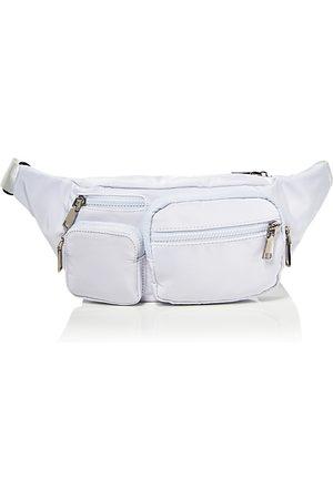 Aqua Multi Zip Belt Bag - 100% Exclusive