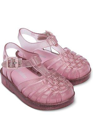 Mini Melissa Girls' Mel Possession Shoes - Walker, Toddler