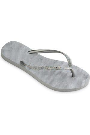 Havaianas Women's Slim Glitter Flip-Flops