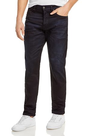 Diesel D-Fining-c Slim Straight Jeans in Denim