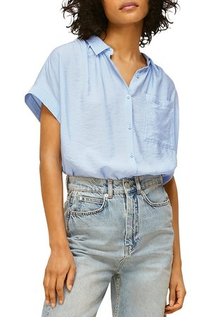 Whistles Nicola Button Down Shirt