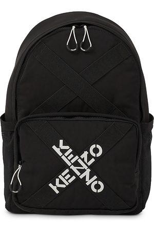 Kenzo Nylon Logo Backpack