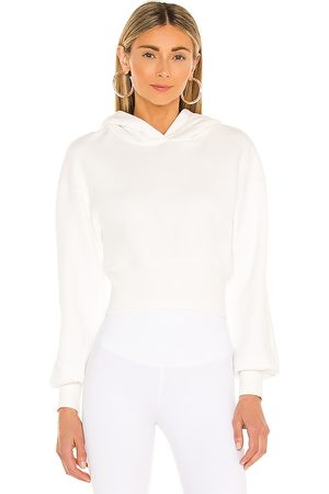 h:ours Sheya Cropped Sweatshirt in .