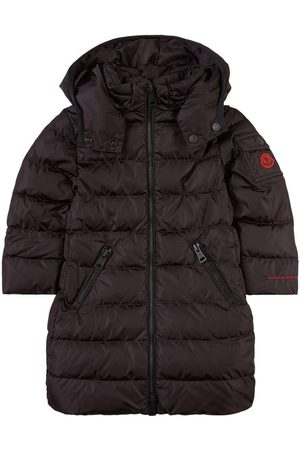 Moncler Kids - Lemenez Down Jacket - Girl - 4 years - - Padded and puffer jackets