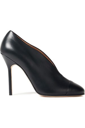 Victoria Beckham Woman Refined Pin Leather Pumps Size 38