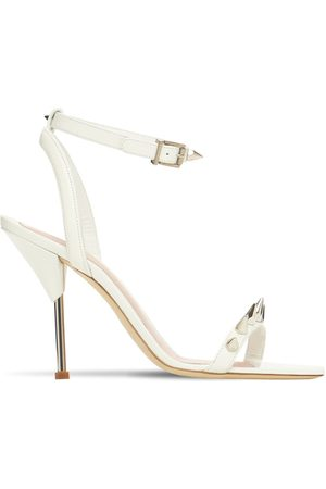 Alexander McQueen Women Sandals - 90mm Leather Sandals