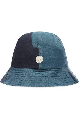 Folk All Over Print Bucket Hat