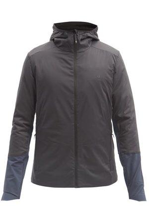 ON Men Puffer Jackets - Insulator Padded Technical-shell Jacket - Mens
