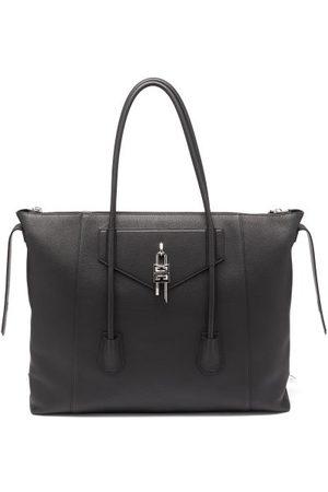Givenchy Antigona Lock Large Leather Holdall - Mens