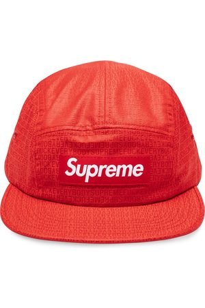 Supreme F*ck Everybody Jacquard Camp Cap
