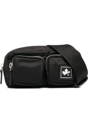 Dsquared2 Women Bags - Logo-patch belt bag