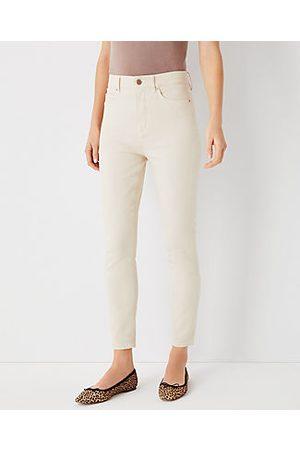 ANN TAYLOR Women Skinny - Curvy Sculpting Pocket Highest Rise Skinny Jeans