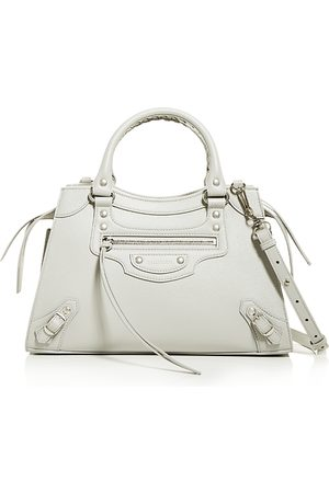 Balenciaga Women Purses - Neo Classic Small Leather Shoulder Bag