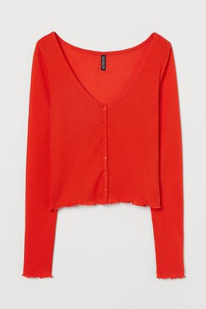 H&M Fitted Cardigan